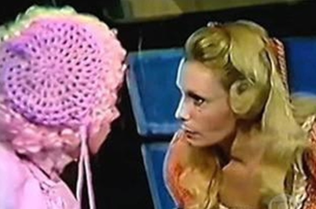 Norma Blum em 'Pluft, o Fantasminha' (Foto: Reprodução)