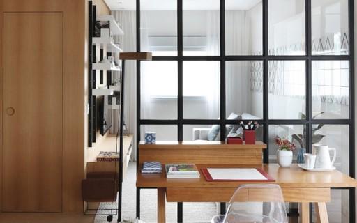 Inspire-se em 15 projetos com boas soluções para pequenos espaços