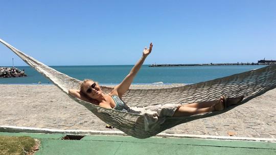 Angélica recebe carinho dos fãs nos bastidores do 'Estrelas do Brasil'