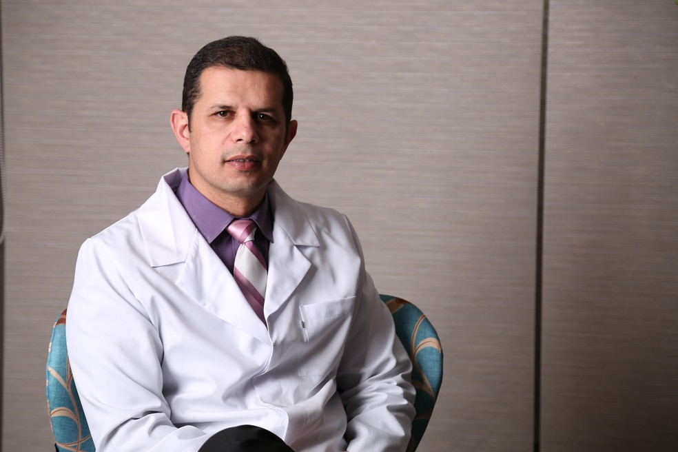 Dr. Abdo Salomão Jr. (CRM 91536/SP) — Foto: Divulgação