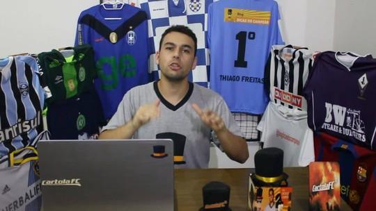 Esquadrão aposta em Santos, São Paulo e Flu para reagir após rodada desastrosa
