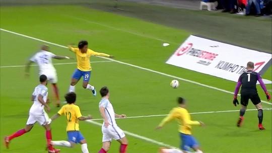 Empate não preocupa Tite, que vê Brasil superior contra a Inglaterra