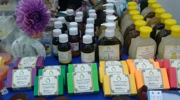 Alguns dos produtos do sírio (Foto: Reprodução/Facebook)