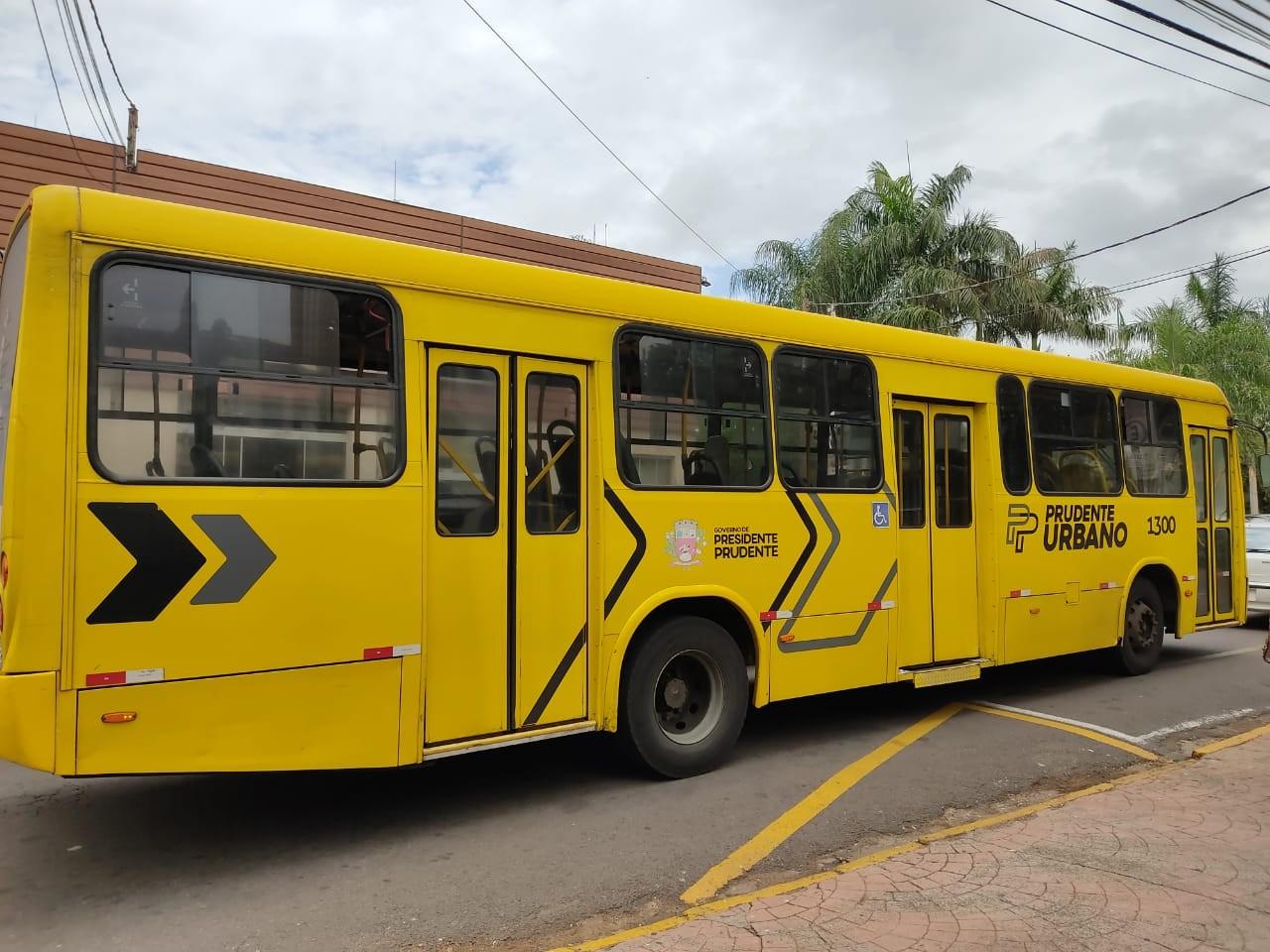 Oito horários de linhas de ônibus deixam de circular temporariamente em Presidente Prudente a partir de segunda-feira; veja LISTA