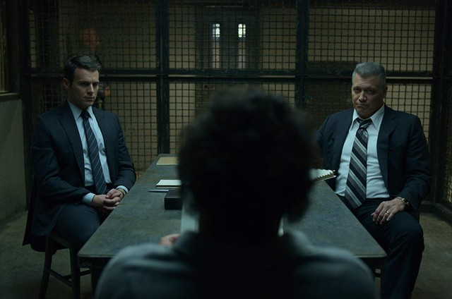 Cena da segunda temporada de 'Mindhunter' (Foto: Netflix)