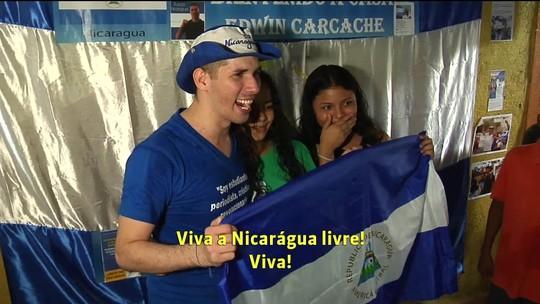 Nicarágua solta mais de 100 opositores presos em 2018