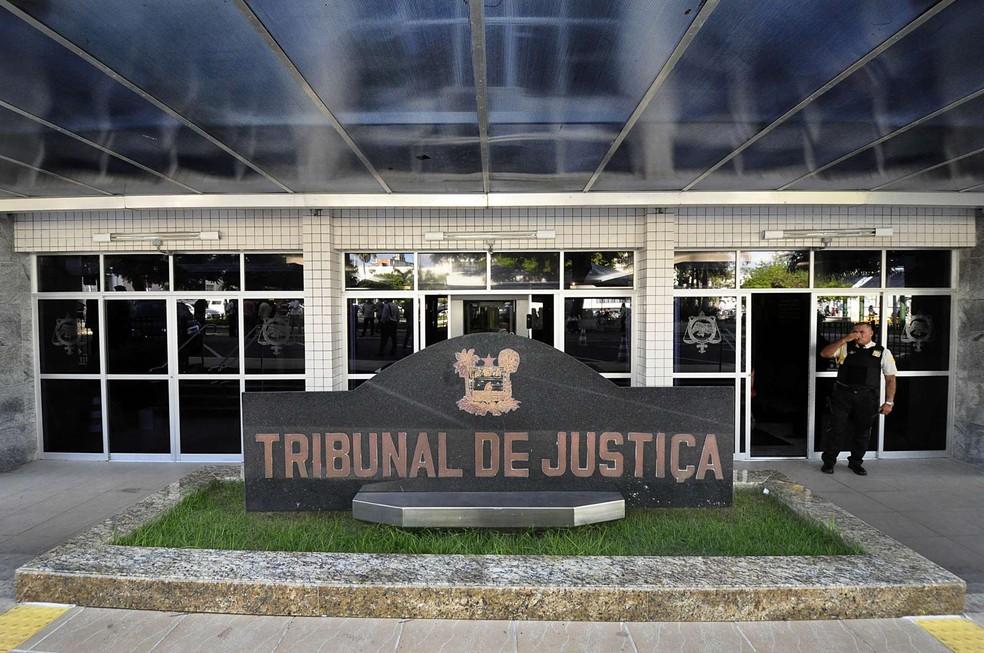 Sede do Tribunal de Justiça do Rio Grande do Norte, em Natal — Foto: Divulgação/ TJRN