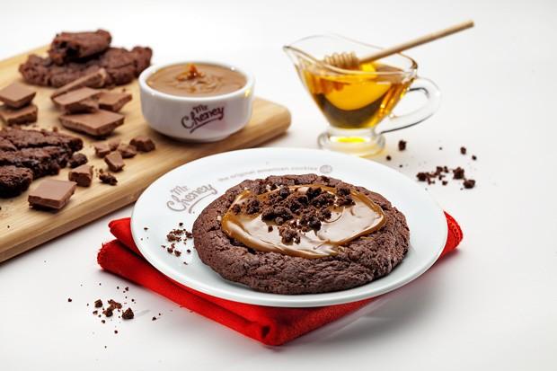Biscoito sabor Pão de Mel da Mr. Cheney Cookies (Foto: Divulgação)