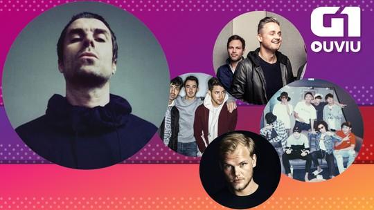 G1 Ouviu: BTS, Jonas Brothers, Pixies, Avicii, Liam Gallagher e Keane