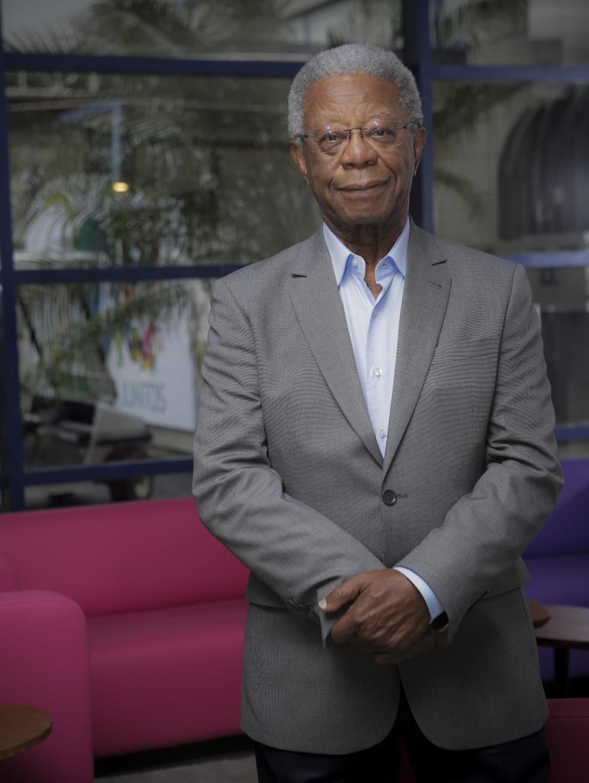 Milton Gonçalves (Foto: Raphael Dias/Gshow)