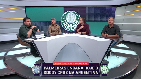 """Para Paulo Nunes, pressão pode ajudar Palmeiras de Felipão: """"Trabalha muito em cima disso"""""""
