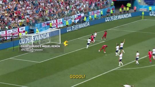 O fim e o começo: gols do Panamá na Copa representam suas diferentes gerações