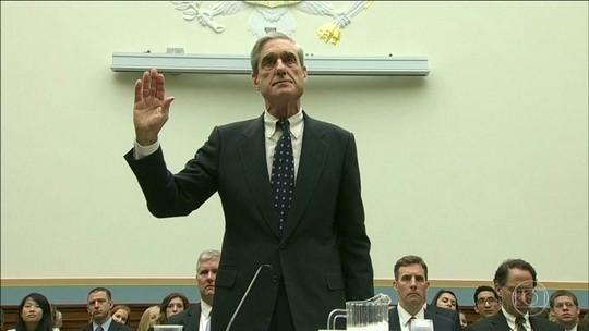 Entregue o relatório final sobre a possível interferência russa nas eleições dos EUA
