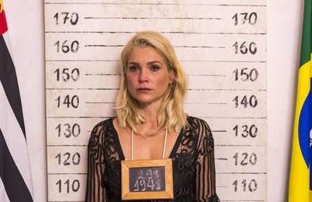 Na trama, houve algumas prisões. Além de Sandra, Pancrácio, Romeu e Araújo (Flavio Tolezani) acabaram atrás das grades TV Globo
