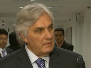 Delcídio (Foto: Rede Globo)
