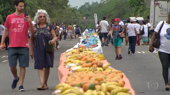 Dez anos após a última edição, campanha Natal Sem Fome é relançada no Rio