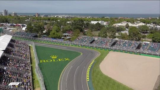 Temporada da Fórmula 1 começa neste domingo