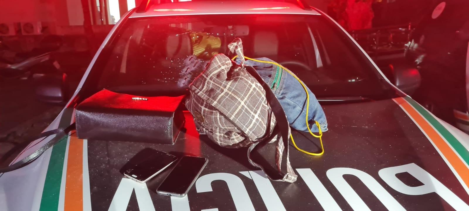 Criminoso em fuga aborda mulher, solicita corrida por app no celular dela e é capturado no fim do trajeto, em Fortaleza