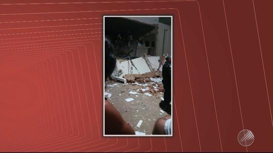 Cerca de 20 homens explodem agência, fogem levando dinheiro de caixas e deixam dinamites; BOPE é acionado