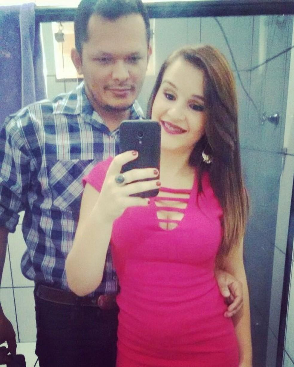 Ismael teria matado Jéssica Moreira Hernandes, de 17 anos, por causa de ciúmes.  (Foto: Facebook/ Reprodução)