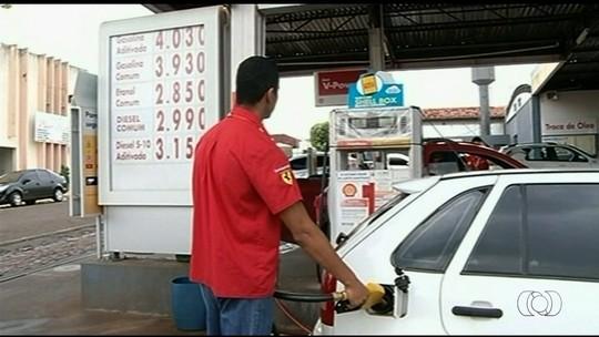 Alguns postos já reduziram o preço da gasolina em Goiânia, diz sindicato