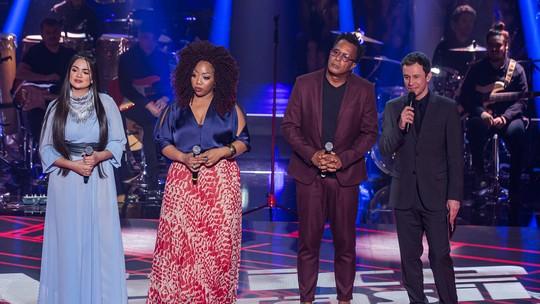 Com Bia Ferraz, Bruna de Paula e Tony Gordon, Time Teló fecha a primeira noite de Shows Ao Vivo