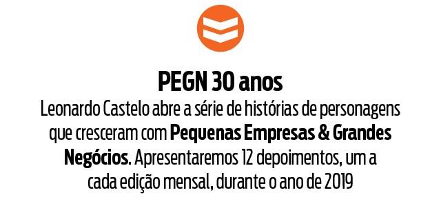 30 Anos PEGN (Foto: Caio Cezar)