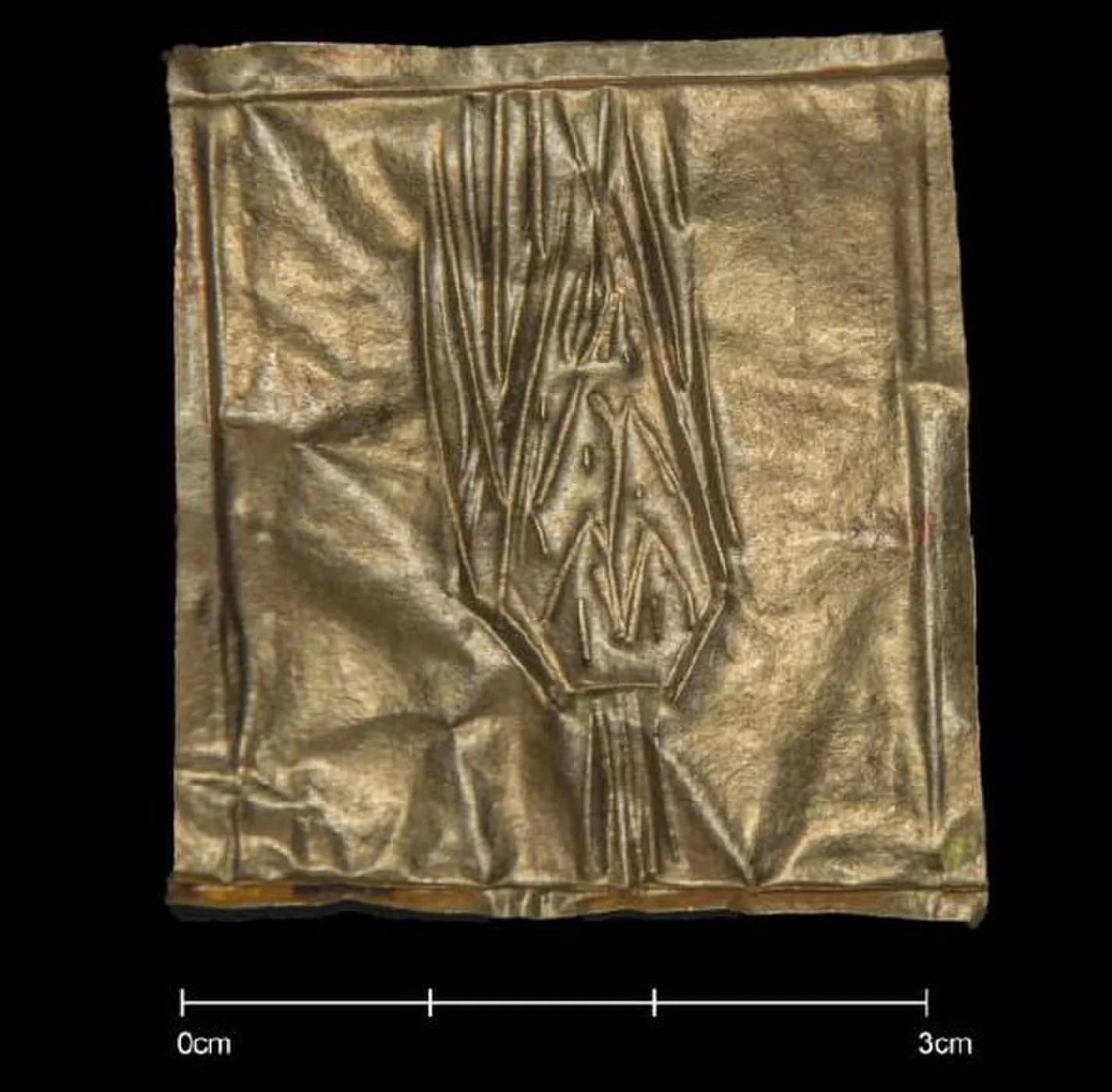 Figura do ópio intriga especialista do Egito (Foto: Ministério de Antiguidades do Egito)