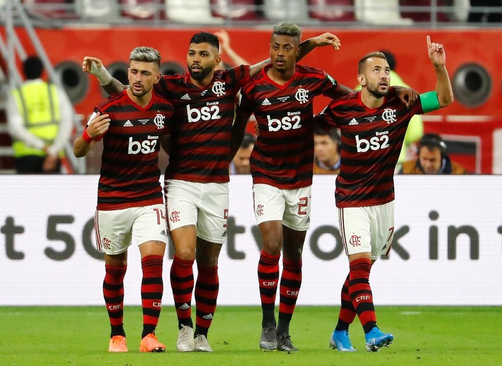 Flamengo escalado! Confira o time que Jorge Jesus mandará a campo contra o Volta Redonda