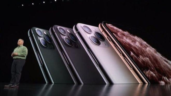 A Apple apresentou o iPhone 11 pro na terça-feira (Foto: Apple/ Via BBC News Brasil)