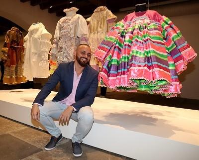 Leandro Vieira em exposição no Paço Imperial
