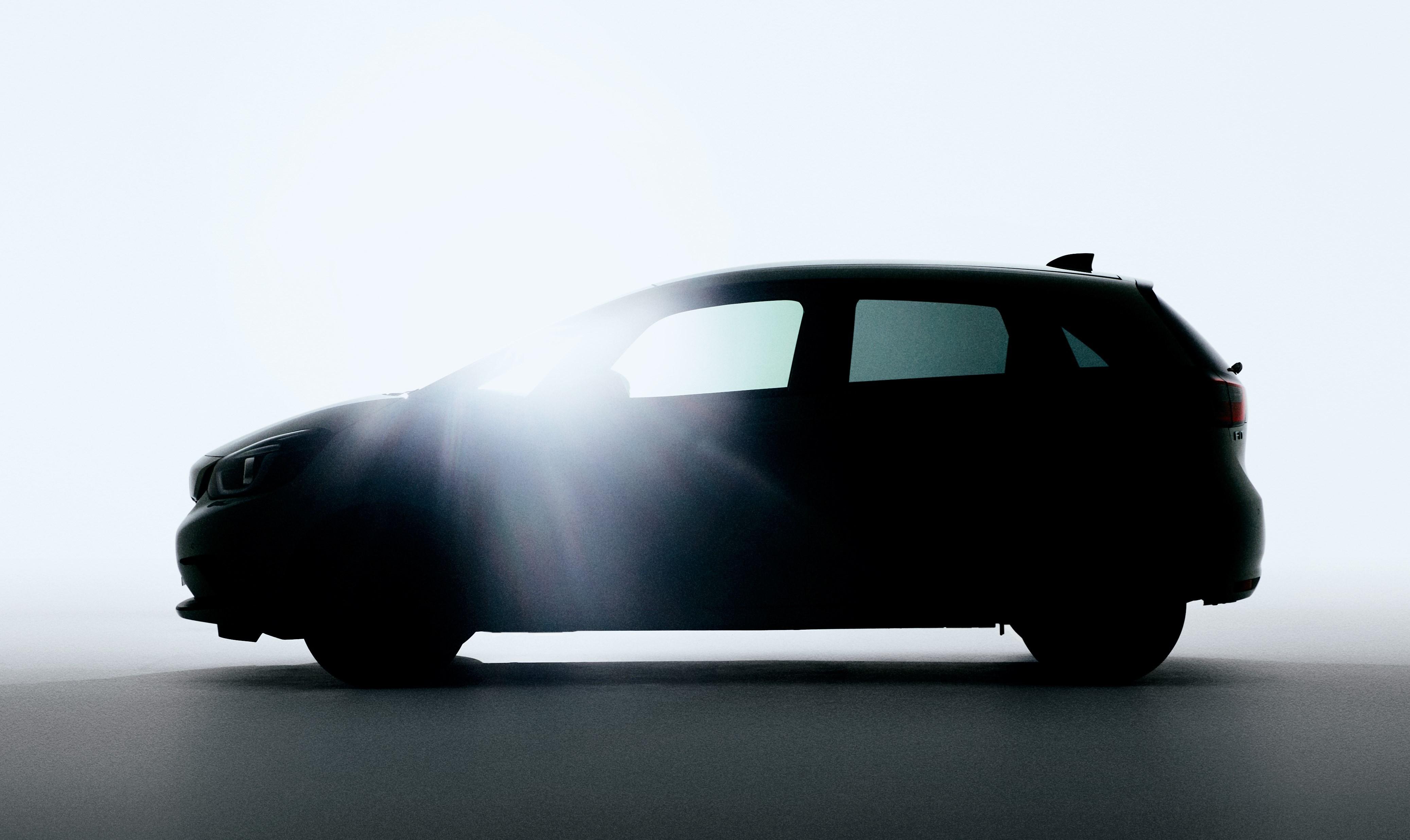 Honda Fit tem primeira imagem da nova geração revelada