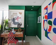Portas coloridas: 10 ideias de decoração para te inspirar