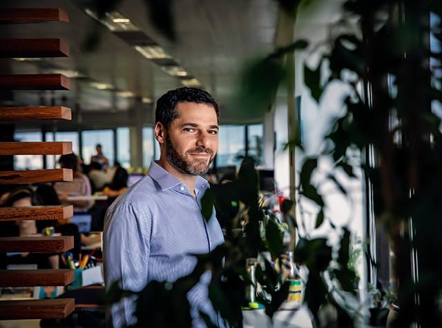 David Saad, do Instituto Natura (Foto: Divulgação)