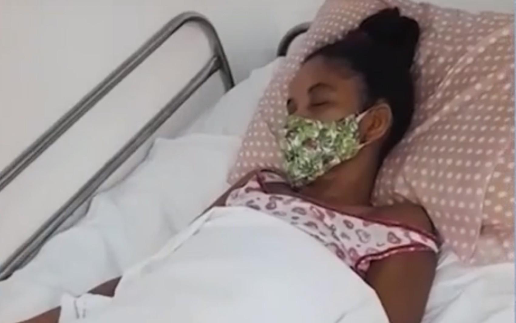 Com paralisia nos membros inferiores, paciente com Guillain-Barré internada na BA há mais de um mês aguarda remédio