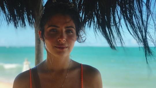Rayssa Bratillieri ganha declaração de amor de André Luiz Frambach