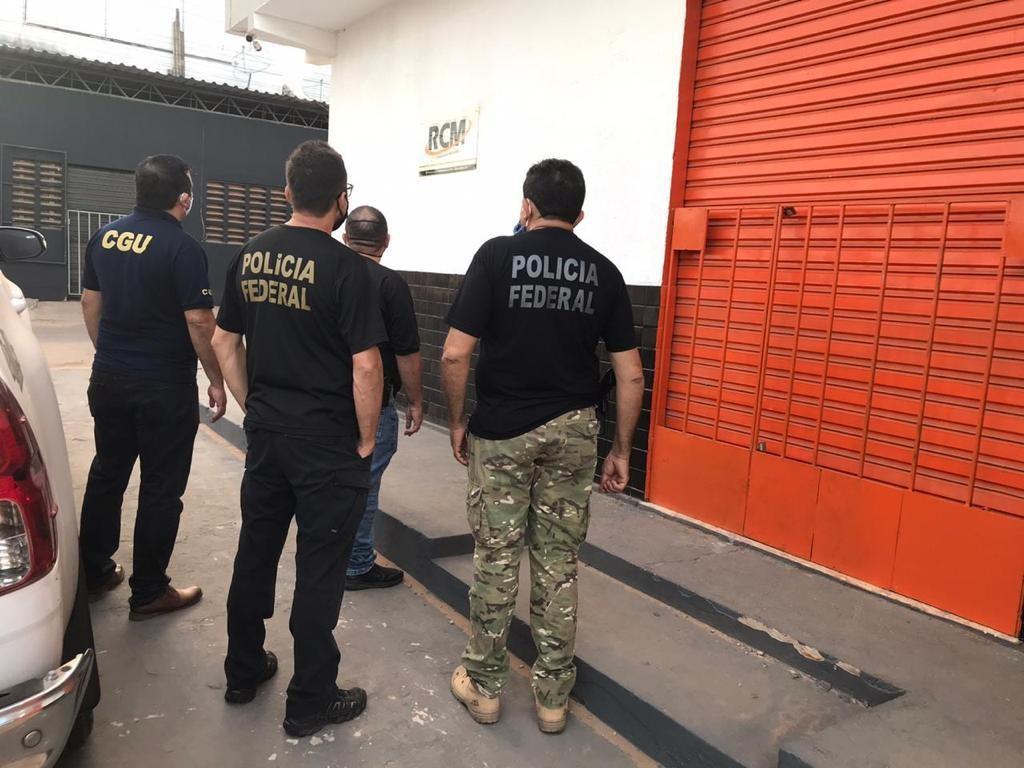 PF confirma participação de servidores em esquema de superfaturamento na compra de máscaras em São Luís