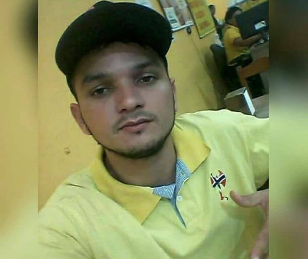 -  Jean Gomes Martins estava desaparecido desde 4 de maio em Oriximiná  Foto: Márcio Garcia/Divulgação