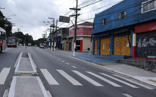 Resultado de imagem para ruas vazias