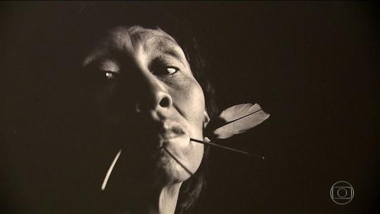Exposição em São Paulo mostra em fotos dia a dia dos índios ianomâmi