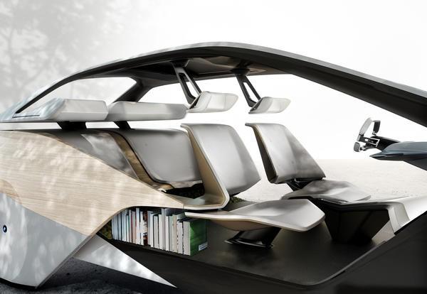 Carro conceito BMW Autônomo