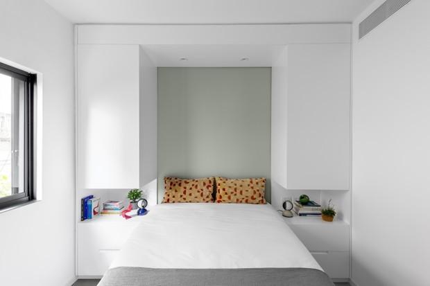 15 quartos pequenos que ensinam como aproveitar o espaço (Foto: divulgação )