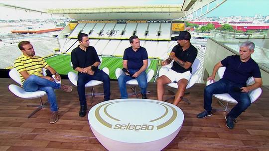 """Luxemburgo afirma que """"time do Corinthians não é preparado para ter Pedrinho como titular"""""""