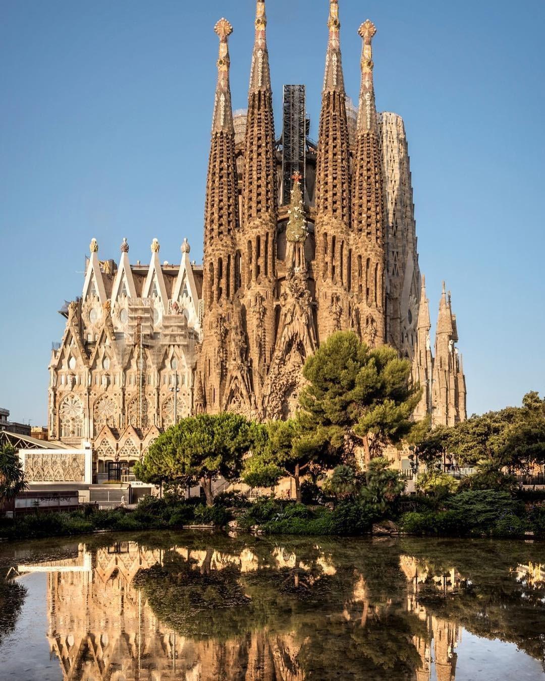 Basílica da Sagrada Família ganha licença para obras após 137 anos (Foto: Divulgação)
