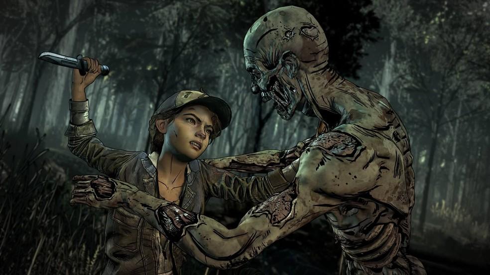 The Walking Dead vai acabar — Foto: Divulgação/Telltale