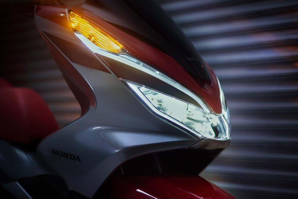Honda PCX 150i 2019 — Foto: Honda/Divulgação