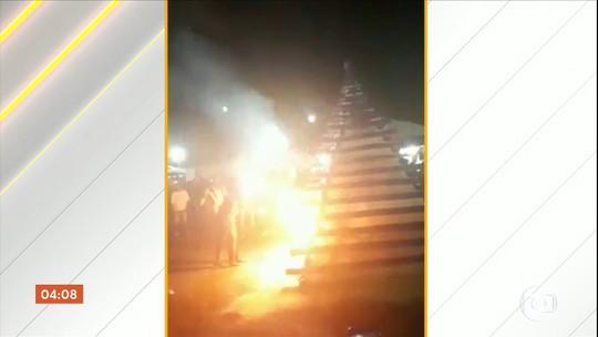 Prefeito de Osasco (SP) e esposa recebem alta após sofrerem queimaduras em explosão