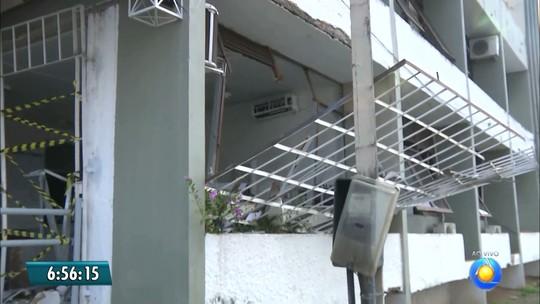 Criminosos interrompem velório para explodir banco em Alagoa Grande, PB