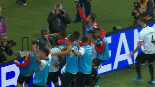 Inter 1x2 Athletico: veja os gols, lances e declarações da vitória do Furacão na final da Copa do Brasil