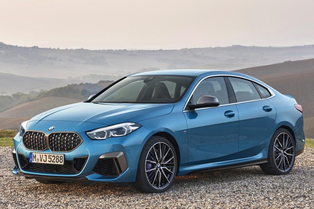 BMW revela o Série 2 Gran Coupé, o 'cupê de quatro portas' do Série 1 - Notícias - Plantão Diário